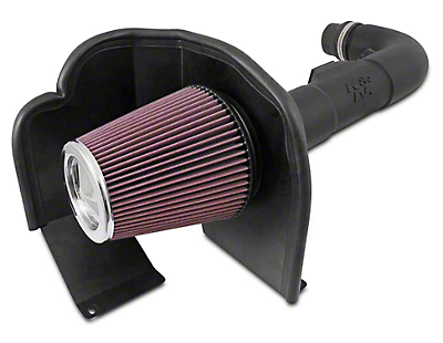 K&N Series 63 Aircharger Cold Air Intake (14-18 4.3L Sierra 1500)