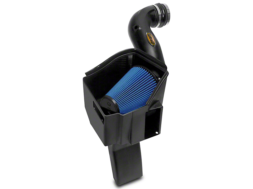 Airaid MXP Series Cold Air Intake w/ Blue SynthaMax Dry Filter (14-18 5.3L Sierra 1500)
