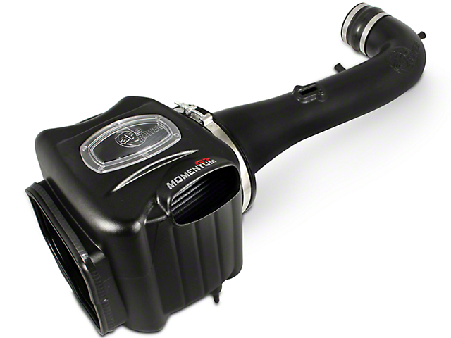 AFE Momentum GT Pro Dry S Cold Air Intake - Black (14-17 5.3L, 6.2L)