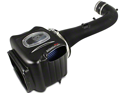 AFE Momentum GT Pro 5R Cold Air Intake - Black (14-18 5.3L Sierra 1500)