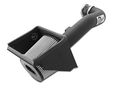 AFE Magnum Force Stage 2 Pro Dry S Cold Air Intake - Black (14-18 5.3L Sierra 1500)