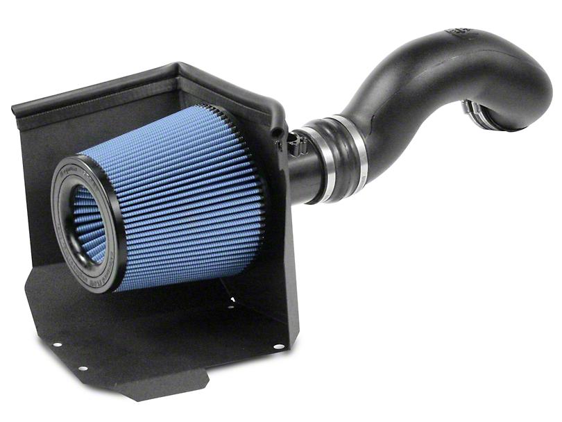 AFE Magnum FORCE Stage 2 Pro 5R Cold Air Intake - Black (2009 6.0L Sierra 1500, Excluding Hybrid)