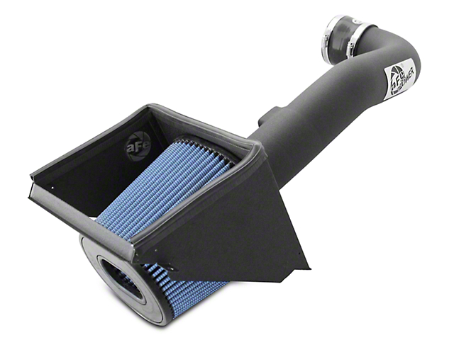 AFE Magnum FORCE Stage 2 Pro 5R Cold Air Intake - Black (14-18 5.3L Sierra 1500)