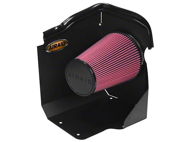 Airaid QuickFit Air Dam w/ Red SynthaMax Dry Filter (07-08 4.3L Sierra 1500)