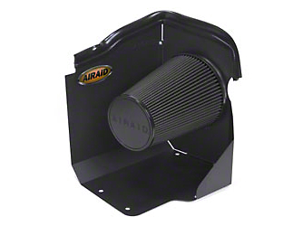 Airaid QuickFit Air Dam w/ Black SynthaMax Dry Filter (07-08 5.3L Sierra 1500)