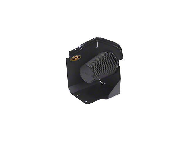 Airaid QuickFit Air Dam w/ Black SynthaMax Dry Filter (07-08 6.0L Sierra 1500)
