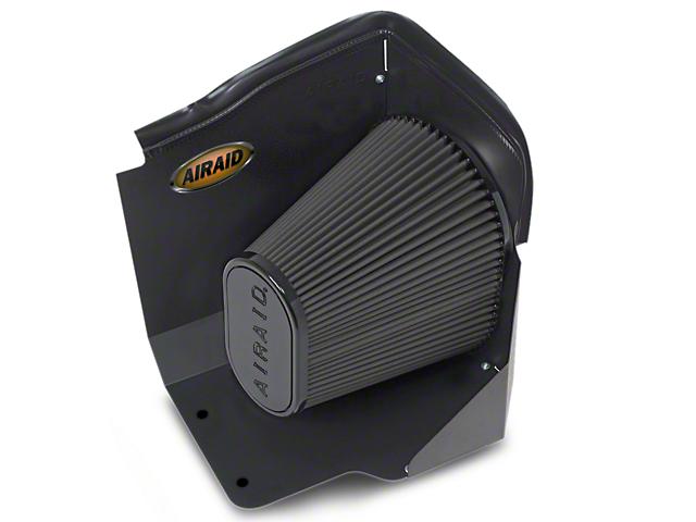 Airaid QuickFit Air Dam w/ Black SynthaMax Dry Filter (2009 6.0L Hybrid Sierra 1500)