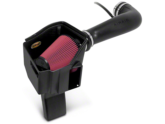 Airaid MXP Series Cold Air Intake - SynthaFlow Oiled Filter (07-08 4.8L, 5.3L, 6.0L w/ Electric Cooling Fan)
