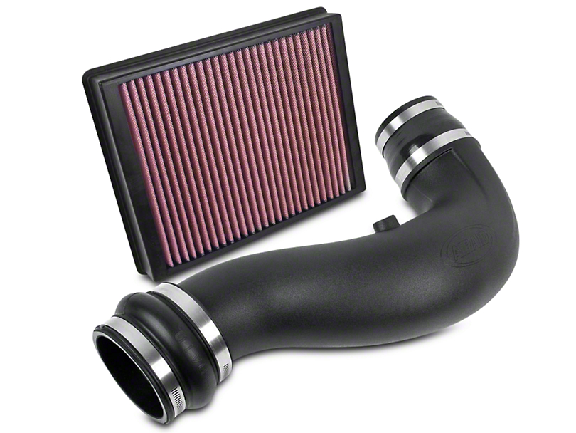 Airaid Jr. Intake Tube Kit w/ SynthaFlow Oiled Filter (14-15 6.2L Sierra 1500)