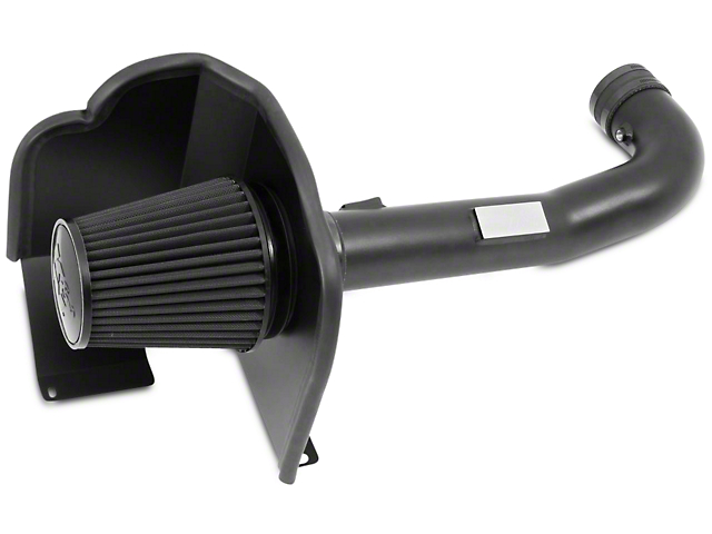 K&N Blackhawk Cold Air Intake (14-18 6.2L Sierra 1500)