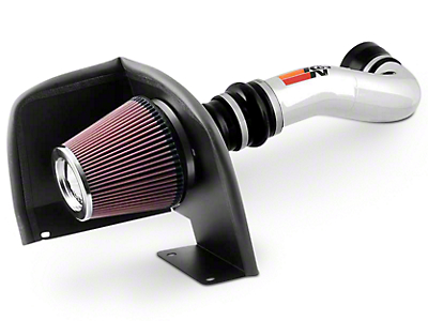 K&N Series 77 High Flow Performance Cold Air Intake (07-08 6.2L Sierra 1500)