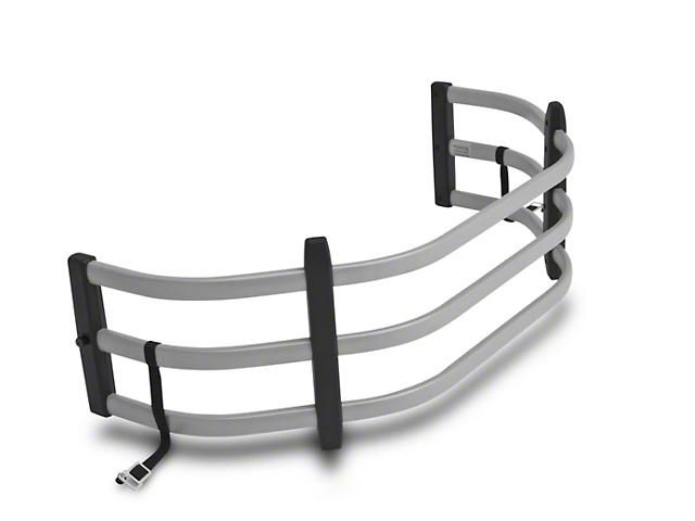 Amp Research Bedxtender HD Sport; Silver (07-18 Sierra 1500)