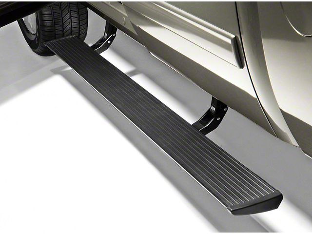 Amp Research PowerStep Running Boards (07-13 Sierra 1500 Extended Cab, Crew Cab)