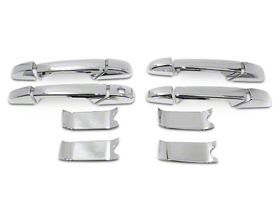 Chrome Door Handle Covers (07-13 Sierra 1500)