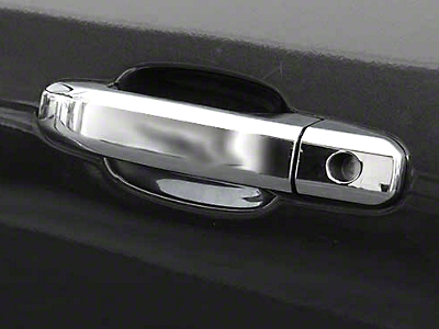 Chrome Door Handle Covers (14-18 Sierra 1500)