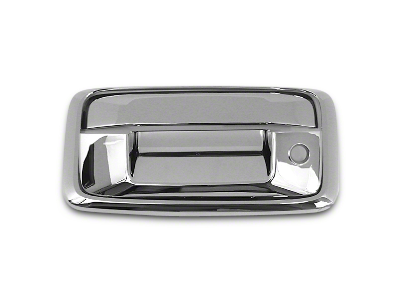Chrome Tailgate Handle Covers (14-15 Sierra 1500)