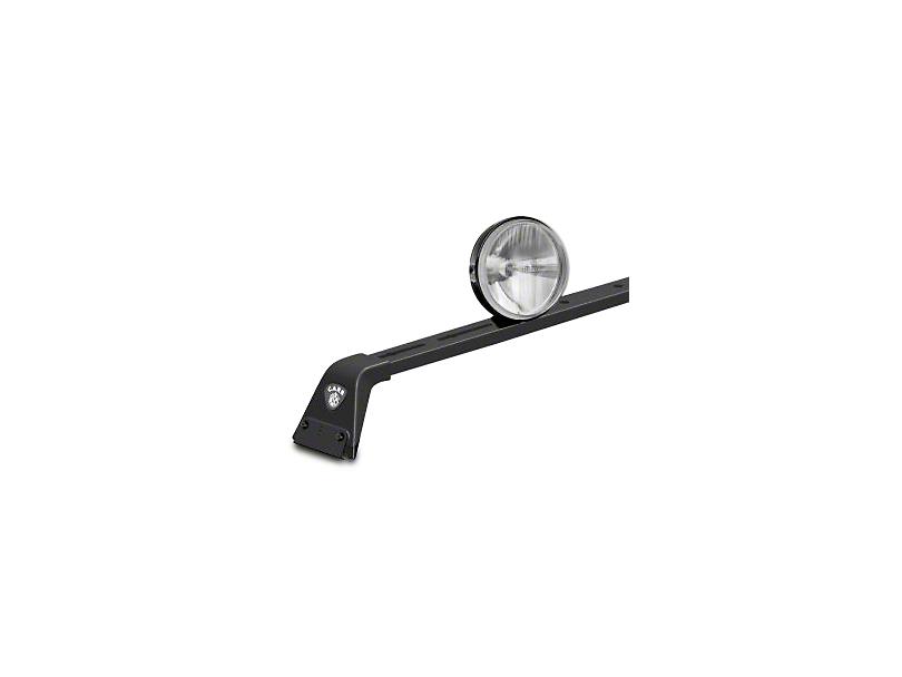 Carr M Profile Light Bar - Black (07-18 Sierra 1500)