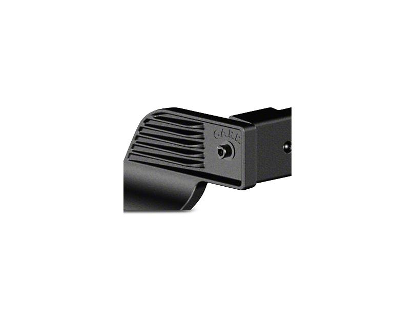 Carr C Profile Light Bar - Black (07-18 Sierra 1500)