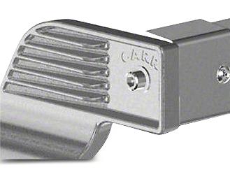 Carr C Profile Light Bar - Titanium Silver (07-18 Sierra 1500)