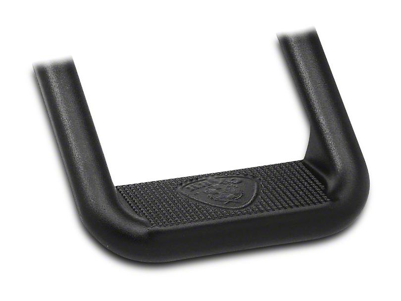 Carr Hoop II Steps - Black (07-18 Sierra 1500)