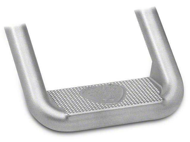 Carr Hoop II Steps - Titanium Silver (07-18 Sierra 1500)