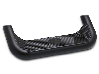 Carr Super Hoop Steps - Black (07-18 Sierra 1500)