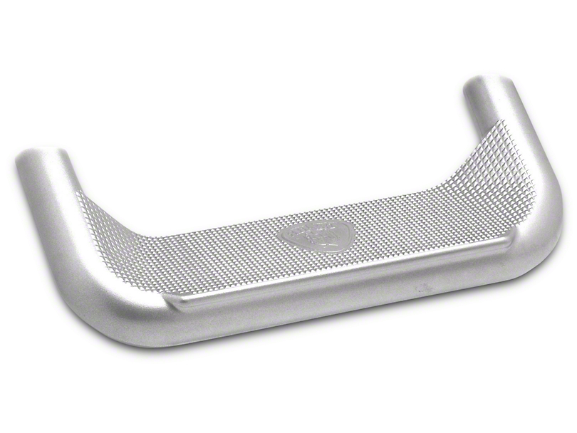 Carr Super Hoop Steps - Titanium Silver (07-18 Sierra 1500)