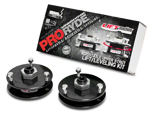 ProRYDE 2 in. to 3 in. Adjustable Front Leveling Kit (07-13 2WD/4WD Sierra 1500)