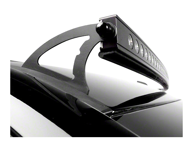 Putco Luminix 50 in. Curved LED Light Bar Roof Mounting Bracket (14-18 Sierra 1500)