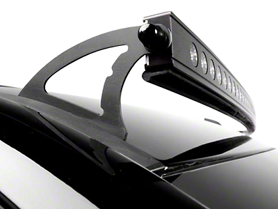 Putco Luminix 50 in. Curved LED Light Bar Roof Mounting Bracket (14-18 Sierra 1500)