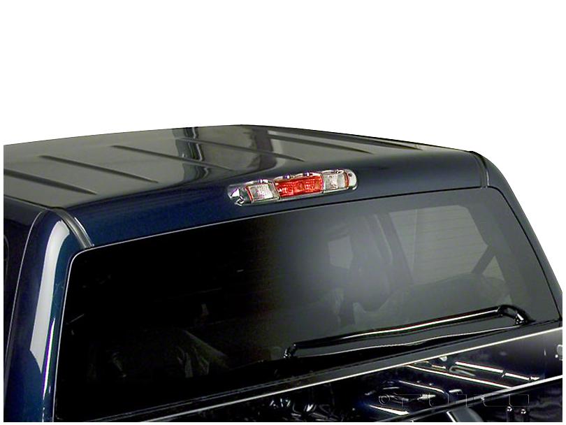 Putco Chrome Third Brake Light Trim (07-13 Sierra 1500)