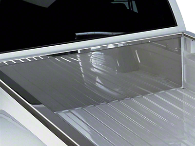 Putco Full Front Bed Protector - Polished (07-13 Sierra 1500)