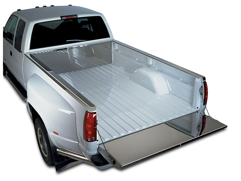 Putco Front Bed Protector Cap - Polished (07-13 Sierra 1500)