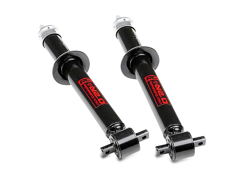 Rough Country Premium N2.0 Lifted Struts for 7.5 in. Lift (07-13 2WD/4WD Sierra 1500)