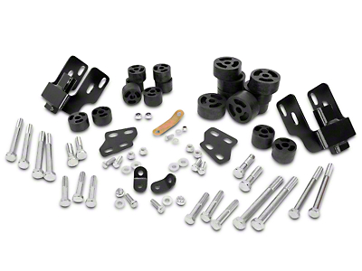 Rough Country 1.25 in. Body Lift Kit (07-13 2WD/4WD Sierra 1500)