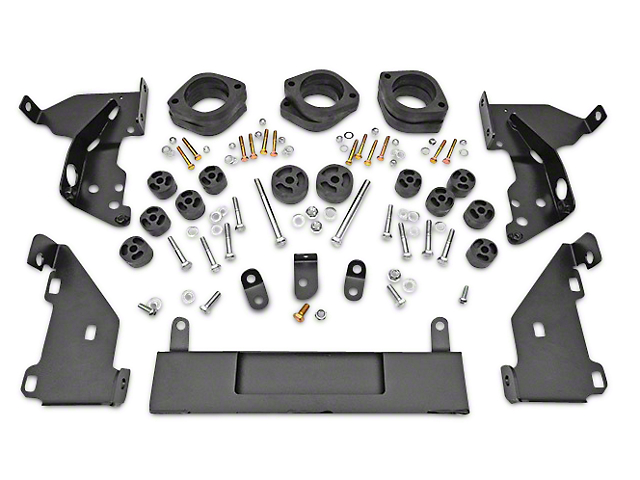 Rough Country 1.25-Inch Body Lift Kit (14-15 2WD/4WD Sierra 1500)