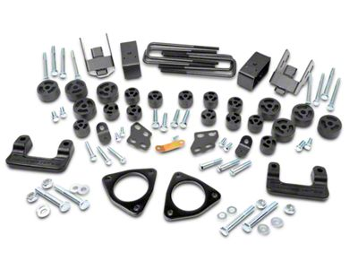 Rough Country 3.75 in. Suspension & Body Lift Kit (07-13 2WD/4WD Sierra 1500)