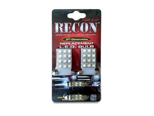 Recon LED Dome Light Kit (07-13 Sierra 1500)