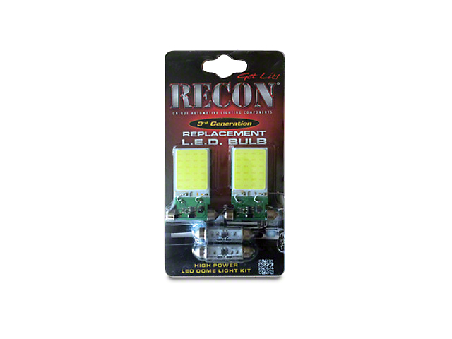 Recon High Power LED Dome Light Kit (07-13 Sierra 1500)