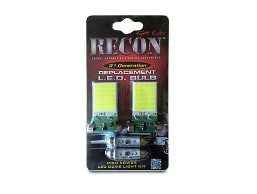 Recon High Power LED Dome Light Kit (07-13 Sierra 1500)