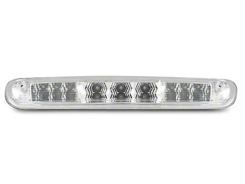 Recon Clear LED Third Brake Light (07-13 Sierra 1500)