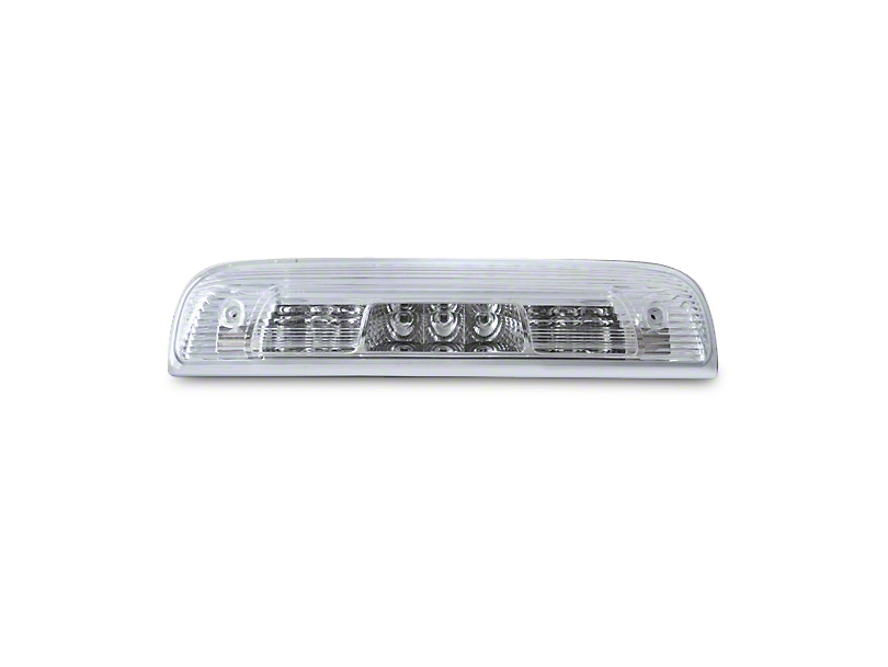 Recon Clear LED Third Brake Light (14-18 Sierra 1500)