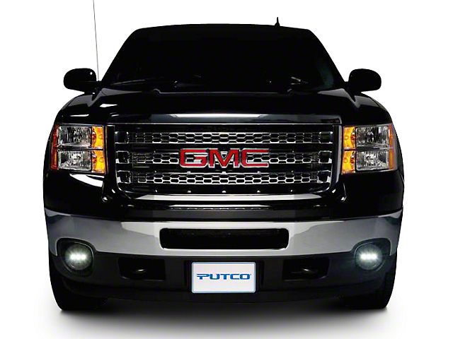 Luminix LED Fog Lights (07-13 Sierra 1500)