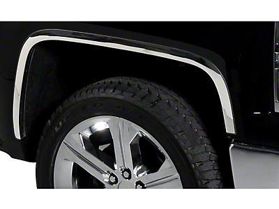 Putco Stainless Steel Fender Trim (14-15 Sierra 1500)
