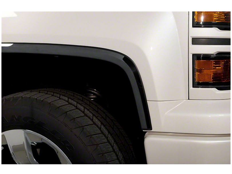 Putco Black Platinum Fender Trim (14-15 Sierra 1500)