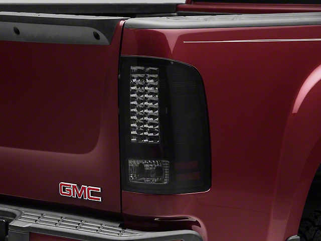 Axial Smoked Black LED Tail lights (07-13 Sierra 1500)