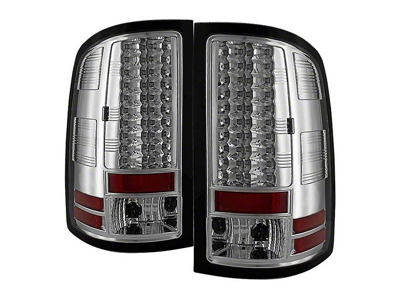 Axial Chrome LED Tail lights (07-13 Sierra 1500)