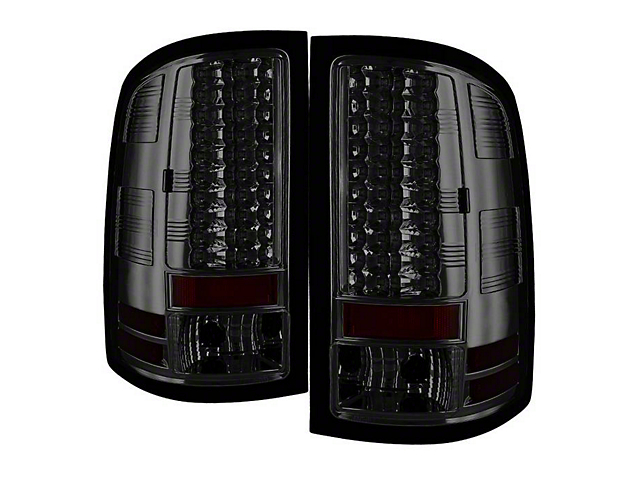 Axial Smoked Chrome LED Tail lights (07-13 Sierra 1500)