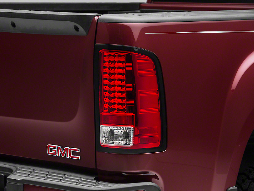 Axial Red LED Tail lights (07-13 Sierra 1500)