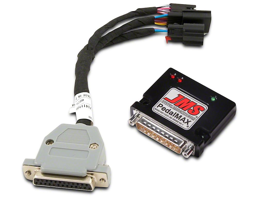 JMS PedalMAX Drive By Wire Throttle Enhancement Device (08-18 Sierra 1500)